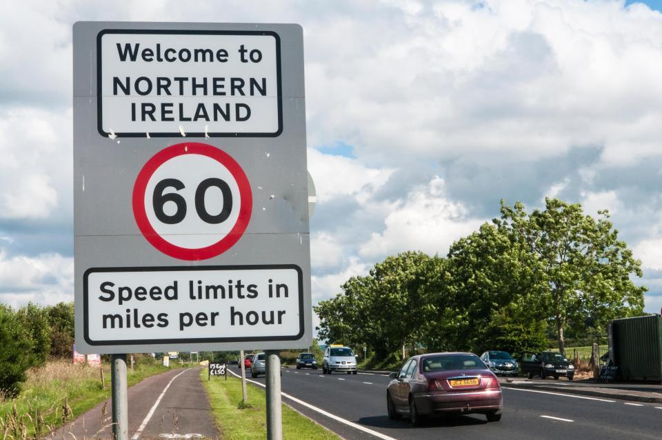 Brexit's Effect on Irish Borders